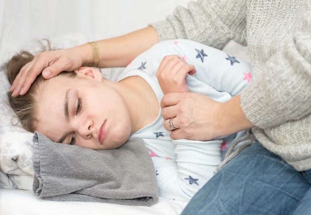 epileptic patient