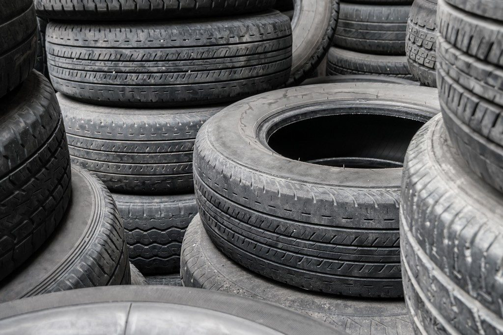 old tires for sale