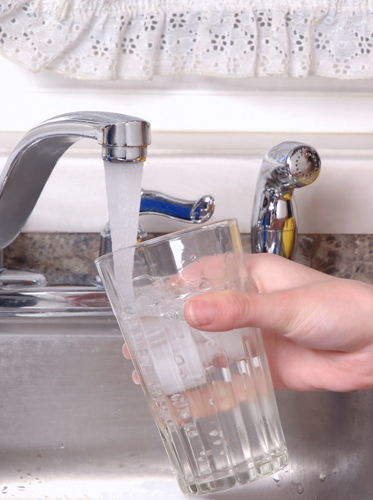 Tap Drinking Water