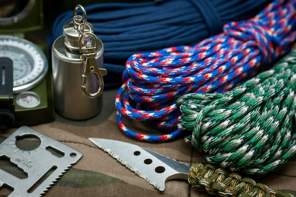 Uses of Paracord